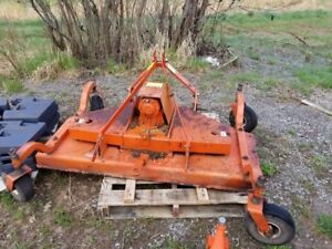 "2005 Kubota RCK60CA 60"" 3pt hitch mower"
