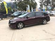2009 Honda Odyssey 7 Seat Luxury Sunroof 4 cylinder Automatic Mount Druitt Blacktown Area Preview