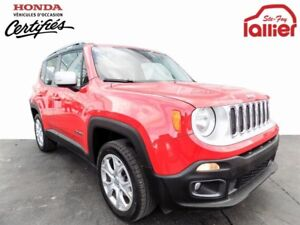 Jeep Renegade NAVIGATION ET CUIR Limited AWD 2015
