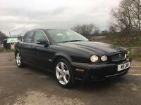 Jaguar X Type 2.2 SE Diesel Automatic