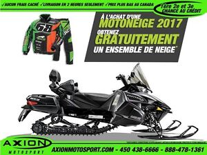 2017 Arctic Cat PANTREA 7000 LIMITED 52,70$/SEMAINE