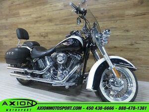 2012 Harley-Davidson FLSTN Softail Deluxe  103 pouces cube 65,53