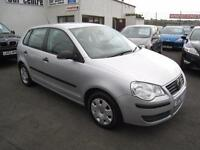 Volkswagen Polo 1.2E 5 Door. 65000 Miles. Low Insurance. 12 Months MOT