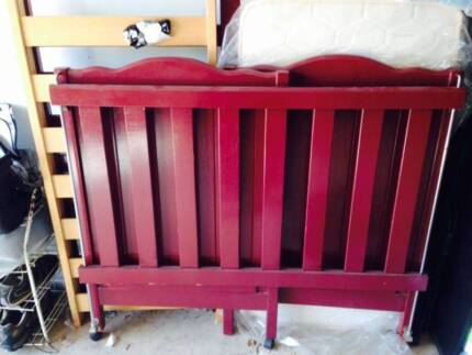 Announcing: A clean, single child, open to offer, COT+Mattress Glenwood Blacktown Area Preview