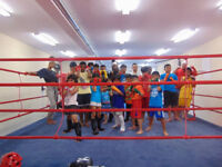 Kickboxing Team for Kids (Ages 5-13)