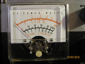 RARE JOHNSON TRANSCEIVER TESTER HAM RADIO OR CB RADIO Edmonton Edmonton Area image 2