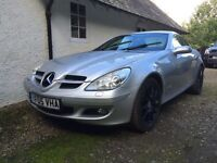 Immaculate slk 200 kompressor