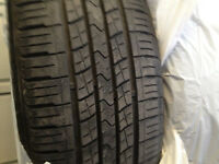 "4 Kumho tires P205/60/16"" mud and snow"