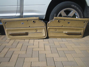 1965 Corvette Door Panels
