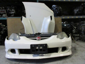 ACURA RSX K20A TYPE R HID FRONT NOSE CUT CONVERSION JDM DC5 NOSE