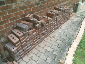 Red Clay Bricks - new or reclaimed