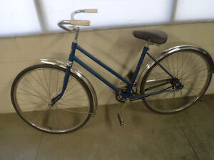 Vintage British made Bike. In fantastic condition.