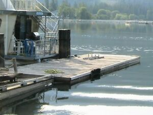 DOCK Mara Lake Sicamous