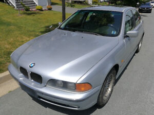 1997 BMW E39 540i in great condition