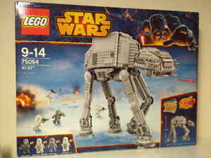 LEGO Star Wars 75054 AT-AT Walker, NEW, factory sealed