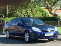 Vauxhall/Opel Vectra 1.8i VVT ( 140ps ) ( Nav ) 2006.5MY SRi,12 MONTHS MOT