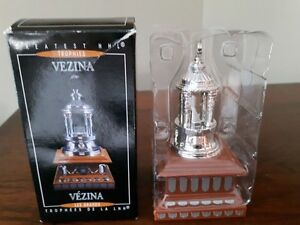 2003 McDonald's NHL Vezina Trophy with Box