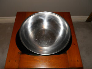 Stainless Steel Prep / Mixing Bowls (3)