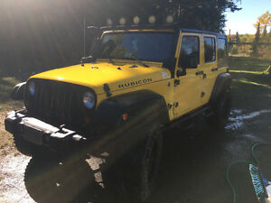 2008 Jeep Wrangler Unlimited rubicon Other