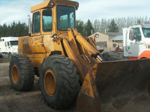 LOADER JD 644B 3 YARD