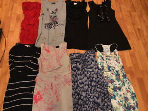 Take all 12 Dresses for only $30 Size small and xs