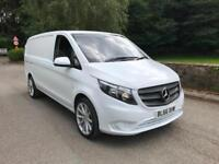 2016 Mercedes-Benz Vito 1.6CDI 109 - Extra Long 109CDI Revealed Limited Edition