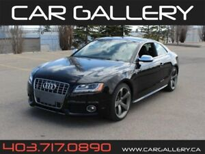 2012 Audi S5 4.2L 6SPD MANUAL / SPORT DIFF / NAV / BLUETOOTH !!