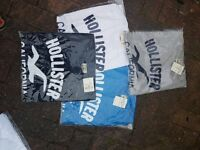 Hollister tshirts men's 3 for £25 or £10each
