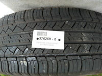 Pneus Michelin d'ete 235/60 r18 Summer tires