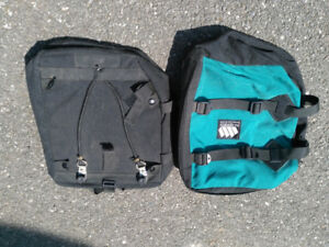 Madden bicycle panniers