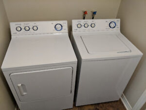 Washer & Dryer Beaumark