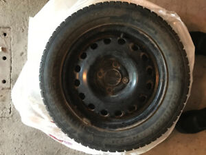 Ford tires with mags