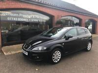 2011 '61' SEAT LEON COPA CR 1.6 TDI AUTOMATIC FIVE DOOR HATCHBACK