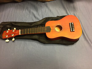 Ukulele - slightly used by in Good Shape