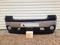 Front bumper assembly