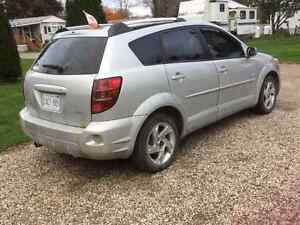 2005 Pontiac Vibe Wagon