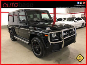 2016 G-Class G63 AMG! MINT CONDITION!!!