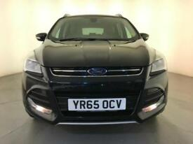 2015 FORD KUGA TITANIUM 4X4 AUTO DIESEL LEATHER INTERIOR 1 OWNER SERVICE HISTORY