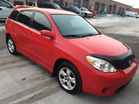 2006 Toyota Matrix XR Sunrooof New Brakes Safety is Done