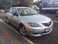 2006 Mazda 3 1.6 5dr Hatchback *Lady Owner* HPI Clear *FREE 03-Months Warranty* Guaranteed Mileage