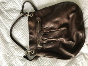 Authentic Roots leather handbag