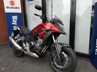 Honda CB500X-AE ABS, IMMACULATE LOW MILEAGE BIKE