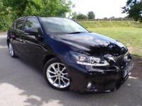 2011 Lexus CT 200h 1.8 SE L 5dr CVT Auto Sat Nav! Rear Camera! 5 door Hatchb...