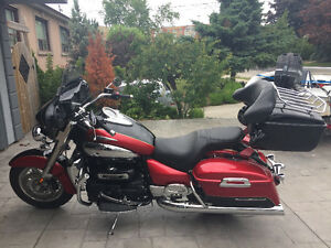 2015 Triumph Rocket III Touring for sale -Trades?-best offer