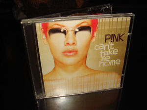 CD-PINK-CAN'T TAKE ME HOME-MUSIQUE/MUSIC