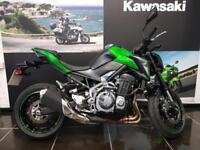 KAWASAKI Z900 ZR900BJF In Green, great saving on new