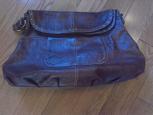 Woman's Purse (Brown Snakeskin) **NEW!**