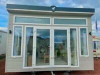 New Luxury Static Caravan for sale 2 bed en-suite patio doors