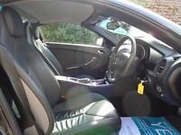 2009/09 MERCEDES-BENZ SLK 3.0 SLK280 7G-TRONIC 2DR BLACK - 230 BHP - MUST SEE