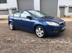 IMMACULATE FORD FOCUS 1.6 PETROL- LOW MIL. - FSH- 6 RAC MONTHS WARRANTY